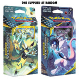 Pokemon TCG Sun and Moon 10 Unbroken Bonds Theme Deck (Random One Piece)