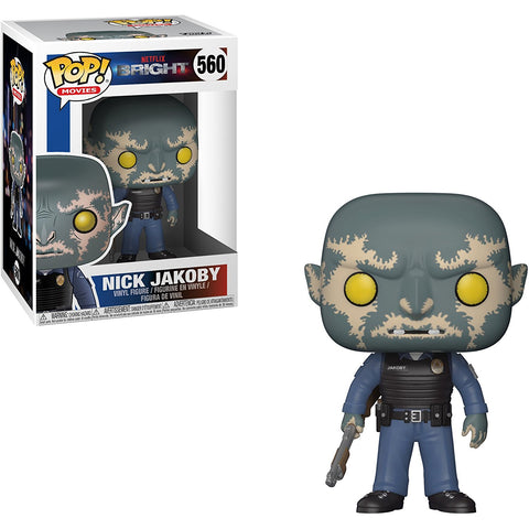 Funko POP! Bright Nick Jakoby Vinyl Figure