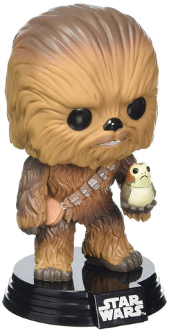 Funko POP Star Wars The Last Jedi Chewbacca Vinyl Figure