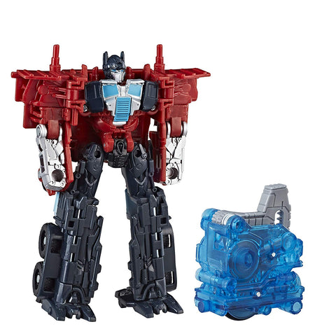 Transformers MV6 Energon Igniters Power Plus S Optimus Prime Action Figure