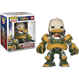"Funko POP! Howard Duck 6"" Marvel Contest Champions Vinyl Figure"