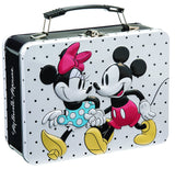 Disney Mickey and Minnie Tin Tote