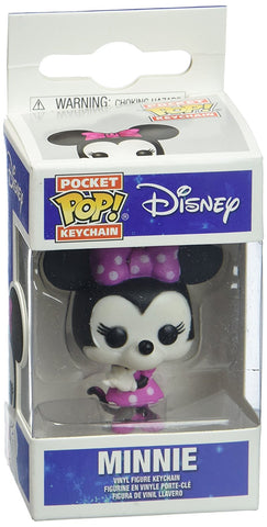 Funko Mouse Disney Minnie Pocket Pop Keychain