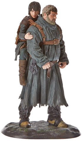 Game of Thrones Dark Horse  Hodor and Bran Stark  Action Figure