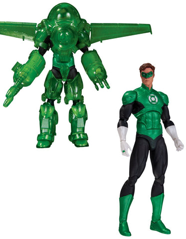 Green Lantern Hal Jordan Dark Days Action Figure