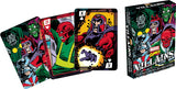 Marvel Villains Playing Cards Deck