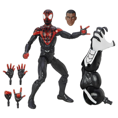 Marvel Legends Amazing Spider-man Wave6 MilesMorales Spider-Man Action Figure