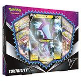 Pokemon TCG: Toxtricity V Box Multicolor