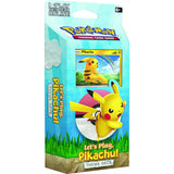 Pokemon TCG: Let's Play Pikachu/Eevee Theme Deck (Assorted One Piece)