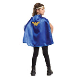 Justice League Wonder Woman Cape Child Costume