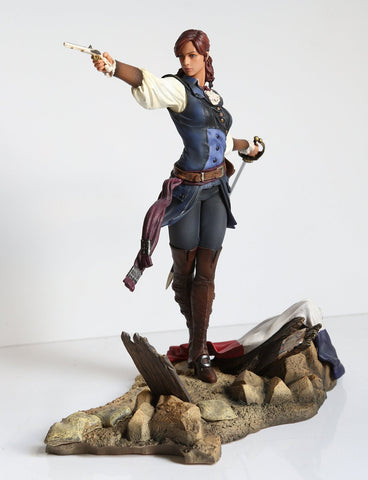 Assassins Creed Unity Elise Action Figure