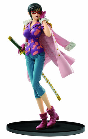 One Piece - Tashigi Scultures Big Zoukeio Figurine