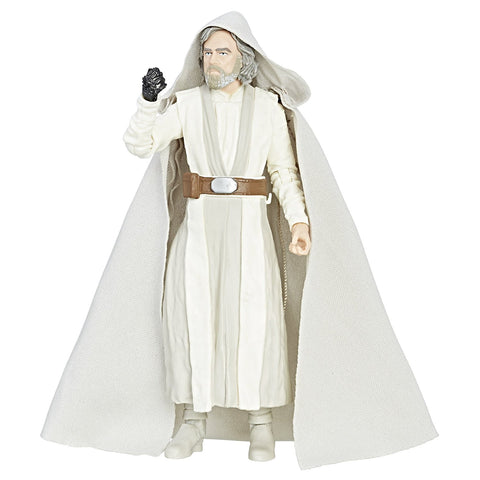 Star Wars The Black Series Episode 8 Luke Skywalker Jedi Master Action Figure