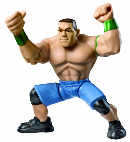 WWE John Cena Figure Power Slammers