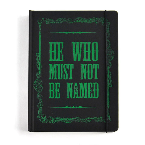 Harry Potter Voldemort Notebook A5