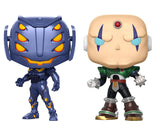 Funko POP Marvel vs. Capcom Ultron Vs Sigma Vinyl Figure