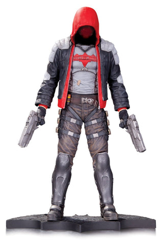 DC Comics Batman Arkham Knight RED Hood Statue