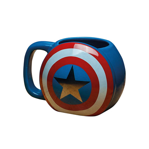 Marvel Avengers Captain America Shield Mug