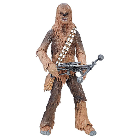 Star Wars The Black Series 40th Anniversary 6-Inch Chewbacca Figure