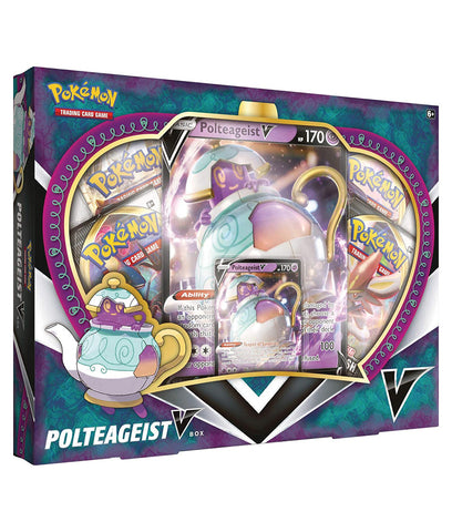 Pokemon Trading Card Game Polteageist V Box