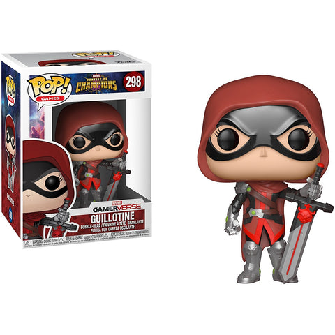 Funko POP! Guillotine Marvel Contest of Champions Vinyl Figure