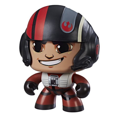Star Wars Mighty Muggs Poe Dameron Action Figure