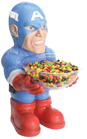 Marvel Comics Candy Bowl Holder Captain America