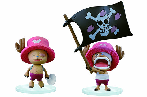 One Piece - Chopper Dramatic Showcase Figurine