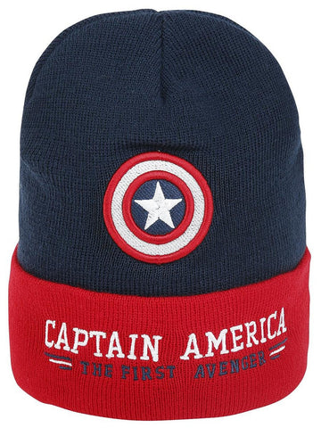 Captain America Modern Shield-navy/red