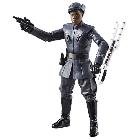 Star Wars The Black Series 6-Inch Action Figure - Episode 8 Finn