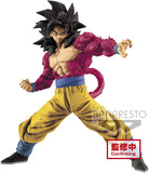 Dragon Ball GT Full Scratch Son Goku SS4 Statue
