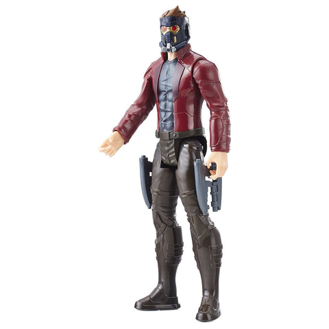 Avengers Infinity War Titan Hero  Star-Lord Action Figure