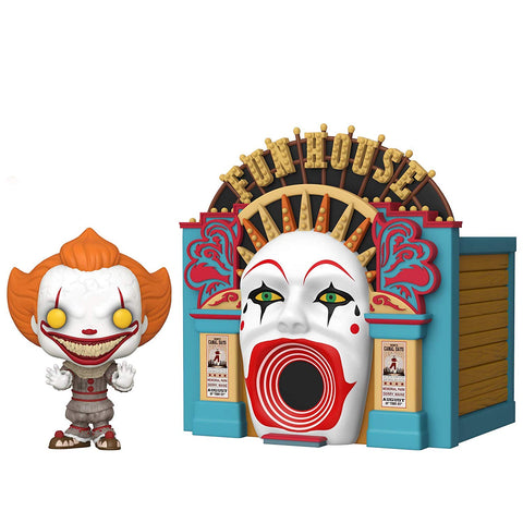Funko POP! Movies: IT 2 - Town Funhouse Pennywise Vinyl Figure