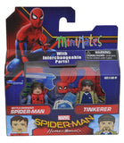 Marvel Minimates S73 Spiderman Homecoming Assorted