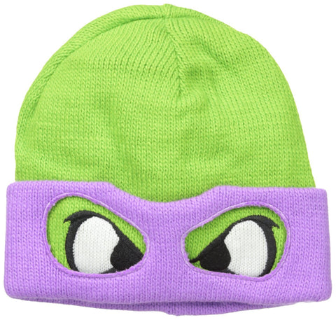 Ninja Turtles Donnie Face Beanie