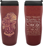 ABYstyle Harry Potter Gryffindor Travel Mug
