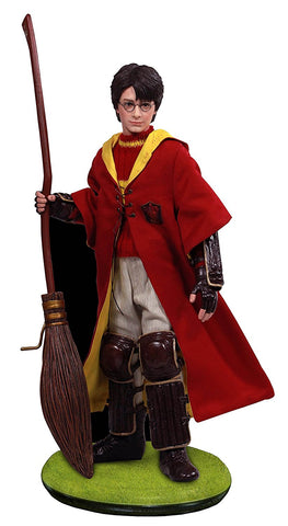 Harry Potter Quidditch Harry 1:6 Scale Action Figure