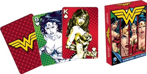 DC Comics Wonder Woman Playing Cards