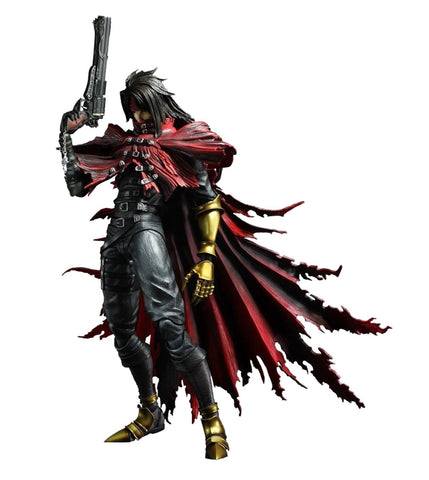 Final Fantasy VII Advent Play Arts Kai - Vincent Valentine