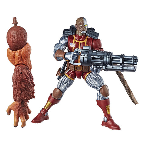 Marvel Legends: Deadpool 2 - Deathlok Action Figure