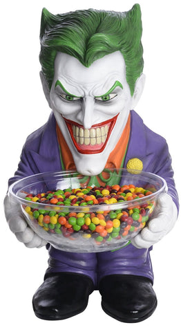 DC Comics Joker Candy Bowl Holder