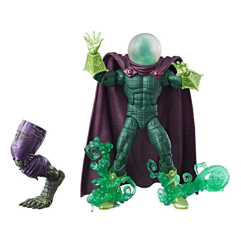 Spider-Man Legends Series 6-inch Marvel's Mysterio Action Figure