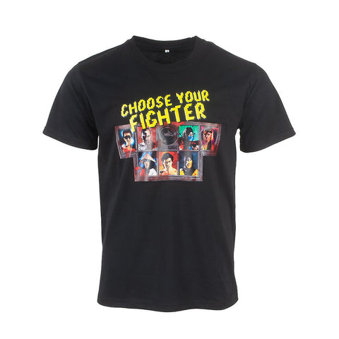 Mortal Kombat Choose Your Fighter T-Shirt