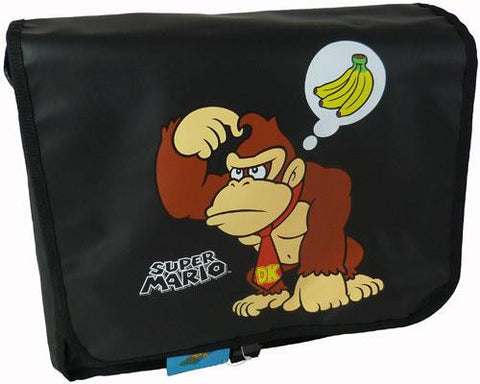 Nintendo Bag With Reversible Flap Mario & Donkey Kong