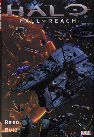 Halo Fall of Reach Hardcover