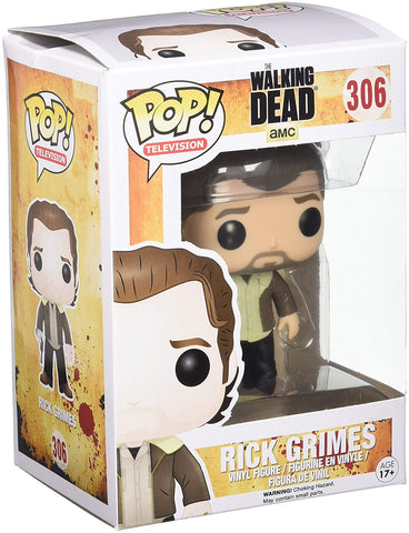 Funko POP! The Walking Dead - Rick Grimes