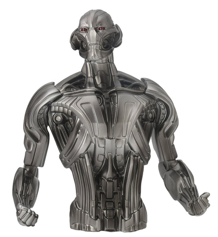 Marvel Ultron Bust Bank Action Figure