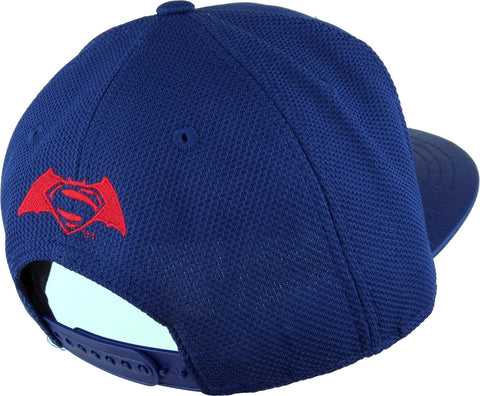 BVS Superman Logo Cap Navy