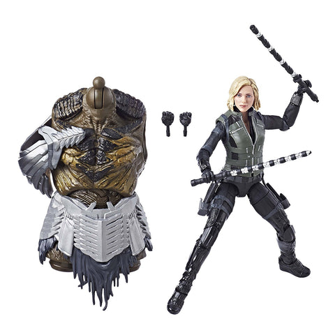 Marvel Avengers Infinity War Legends Series Black Widow