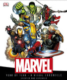 Marvel Year by Year Hardcover